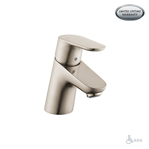 hansgrohe Focus  Modern 1-Handle  5-inch Tall Bathroom Sink Faucet in -