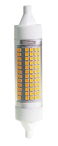 ECOBELLE® 1 x Bombilla LED R7S *HYPERNOVA* 20W 2500 Lúmenes, Color Blanco