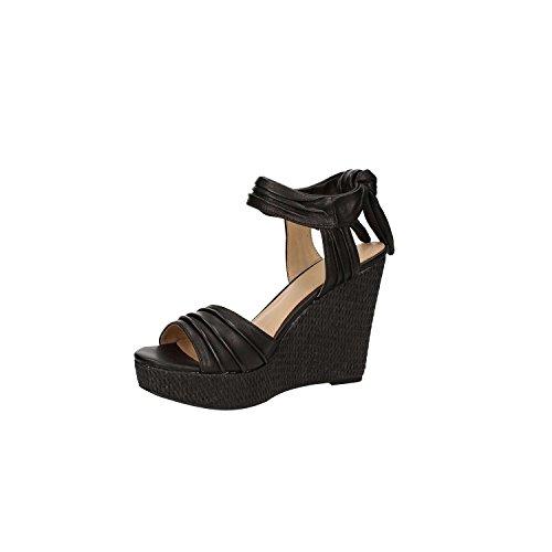 Guess Noir Femme FLHAG2LEA03 Sandale Guess Sandale Femme FLHAG2LEA03 FLHAG2LEA03 Guess Noir Sandale rrfqPUn