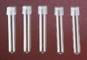 BD Falcon Round-Bottom Tubes, Disposable, Polystyrene, BD Biosciences 352008 5 Ml