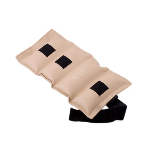 The Cuff Deluxe-Cuff Weight, Beige, 6 Pound