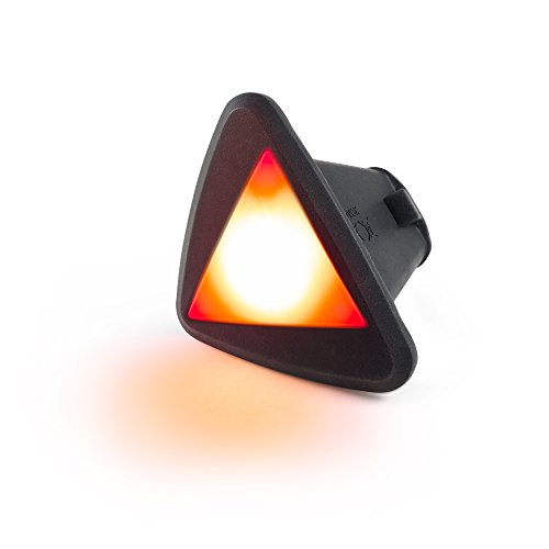 (Uvex Red Triangle LED Helmet Light)