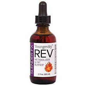 REV weight loss Slender Fx 2oz - 5 Pack by Youngevity