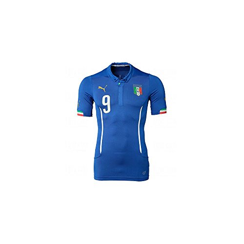 Puma BALOTELLI FIGC AUTHENTIC [TEAM POWER BLUE] (XL) by PUMA (Image #1)