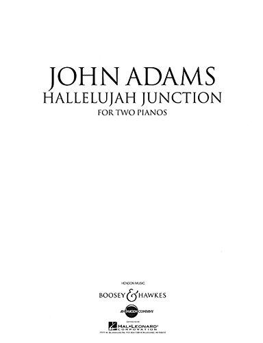 Hallelujah Junction: Two Pianos, Four Hands