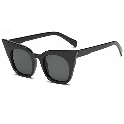 Vintage Gafas Negro Gato Sol TIANLIANG04 De Gafas Gafas Ojo De Uv400 Mujer De De De Sol De Blu Color Moda De Gafas Tonos Sol Amarillo 80v0F