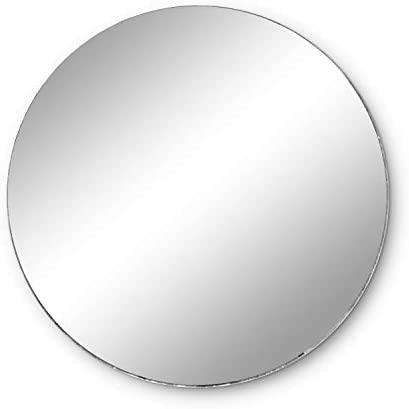 Round Mirror Wedding Table Centerpieces, 10 Pieces, 12 Inches