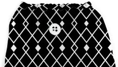 Newborn Snap 7-12lbs Buttons Cloth Diaper Cover