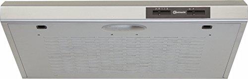 Bauknecht DBAG 65 AS X/1 Unterbauhaube für Abluft- und Umluftbetrieb/D / silbergrau