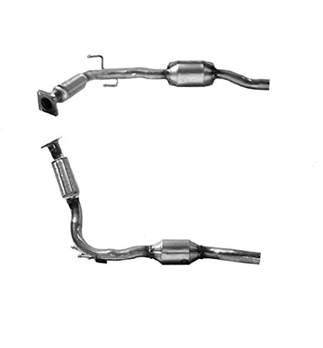/d0085 Catalizzatore per Polo 1.7/Diesel e SDI / motore: Aku//–/con ganci
