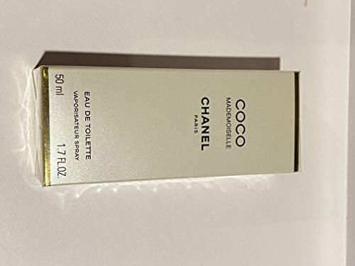 CHANEL COCO MADEMOISELLE by Chanel For women EDT SPRAY 1.7 OZ
