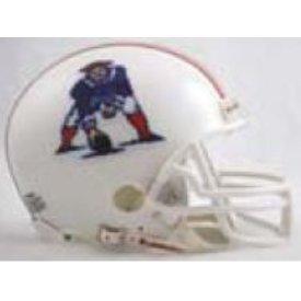 New England Patriots 1982 to 1989 - NFL MINI Helmet by Gridiron Football Helmets