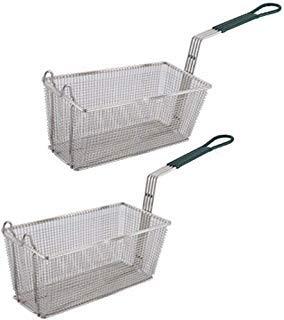 Culinary Depot FB-30/FB-30 Fryer Basket Set of-2 13-1/4