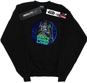 Star Wars Herren Vader Lives Sweatshirt Schwarz XXX-Large