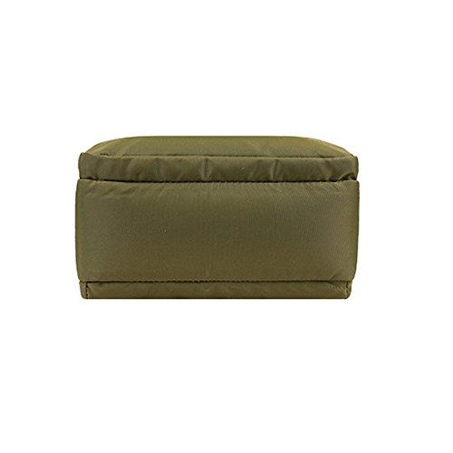Men's Aire Vertical Viaje Shoulder al Nylon Tablet Ocio Impermeable Bag Bag de de Juventud Cloth Mochila Bolsas iPad Libre Pequeña hombro Messenger ZQ f6xWPItqv