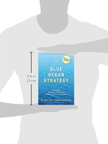 making a blue ocean strategic move Experience the power of the blue ocean shift concepts, and its proven methodologies, tools and frameworks if you are planning to launch a new project, designed to create a new market space and make your competition irrelevant, blue ocean explorer™ can help you to create an executable blue ocean move.