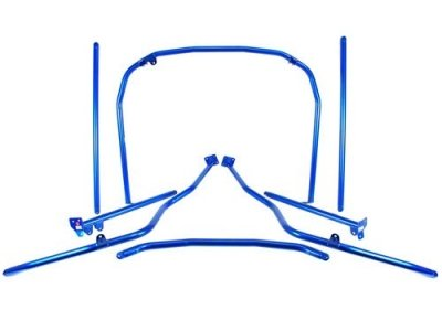 Cage Roll Cusco (Cusco 220 261 C Roll Cage (4Pt Chromyl 2 Pa SS 89-94 Nissan 240Sx))