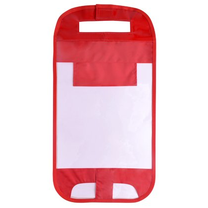 Exciting school school bag cover made in Japan Clear rosso N4150400 (japan import)