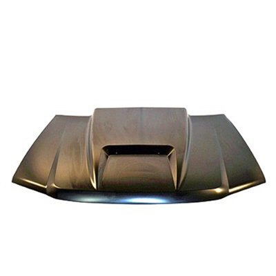 EFXCOL04V2 Cowl Induction Hood for 2004-2012 GMC Canyon