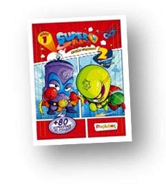 MAGICBOX PSZ1D830 SUPERZINGS 2 PACK CHARACTERS MAGIC BOX