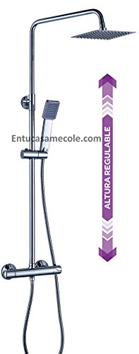 OXEN ® Molina - Columna de ducha (extra larga)