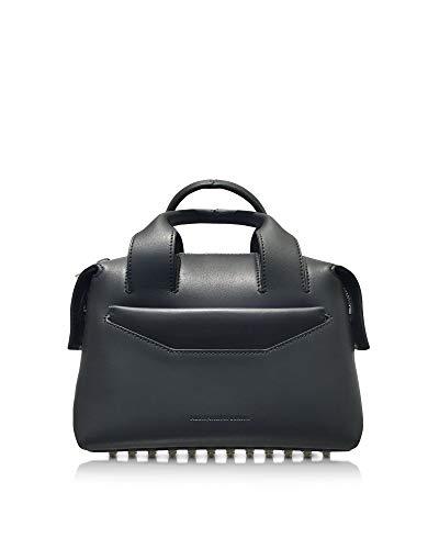 Alexander Wang Women's 20S0160001 Black Leather Handbag (Alexander Handbags Wang)