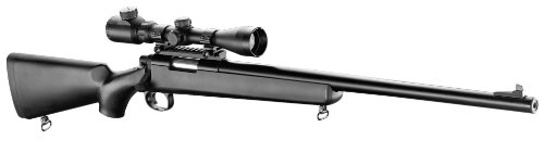 Jing Gong 366a Bar-10 Sniper Rifle with 3-9x - Airsoft Jing Gong