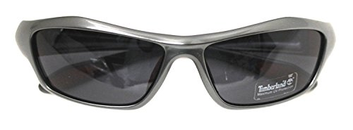 TB7059 08D Sport Sunglasses, Metallic Grey, 61