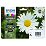 Multipack Epson T1806 (4 cartouches) Epson Expression Home XP-225