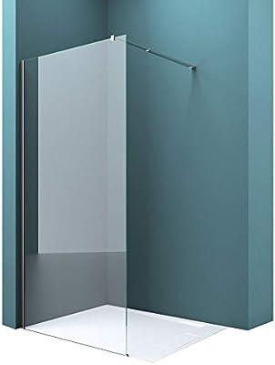 Mampara para ducha Bremen2K, 10 mm de cristal de seguridad de ...