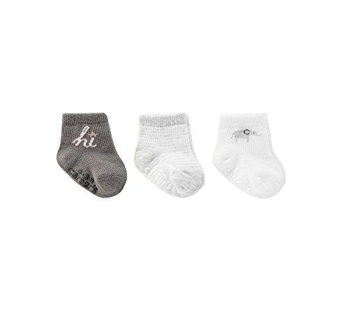 Carter's Baby 3-Pack Hi Socks 0-3 Months by Carter's