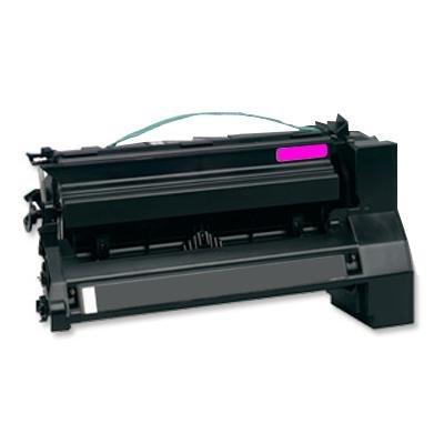 - C782X4MG Lexmark C780, C782 Magenta High Yield Print Cartridge 10000 pages OEM
