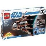 LEGO 7752 Star Wars Count Dooku's Solar Sailer