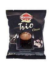 Moccona Trio Instant Coffee Mixed Classic 18 G. (Pack 27 sachets)