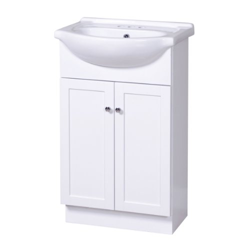 Foremost COWA2135 Columbia White Vanity product image