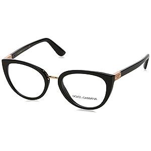 Eyeglasses Dolce & Gabbana DG 3262 501 BLACK