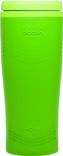 Aladdin Recycled & Recyclable Mug 16oz, Green
