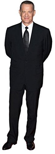 Tom Hanks Life Size Cutout by Celebrity Cutouts by Celebrity Cutouts