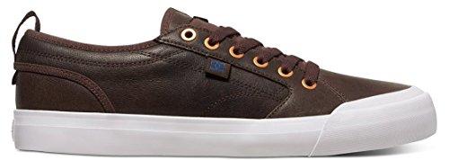Zapatos DC Evan Smith Signature Series LX Dark Chocolate Marron