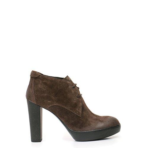 Zapatos Hogan marrón
