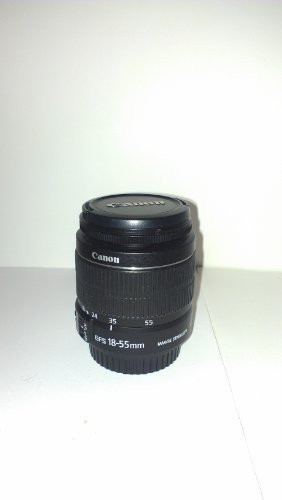 Canon EF-S 18 - 55 mm f/3,5 - 5,6 IS II Lente para Canon EOS ...