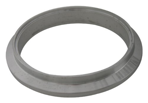 TiAL V-Band Discharge Weld Flange for GT28/30/35 Exhaust Housing, 304 Stainless Steel (Male - Downpipe Side)