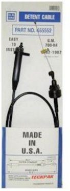 Detent Cable - 700R4 - (1982-1992)