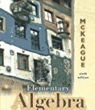 Elementary Algebra (with Digital Video Companion CD-ROM), Charles P. McKeague, 0030355087
