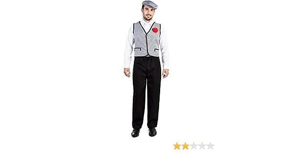 Disfraz de Madrileño Chulapo Adulto (Talla M/L): Amazon.es ...