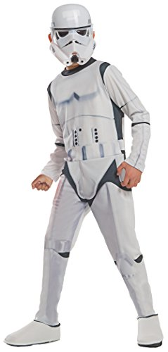 Rubie's Costume Star Wars Classic Photo-Real Stormtrooper Child