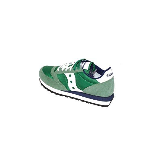 Chaussures Blanc S2044 Homme Eté Baskets 2018 447 Saucony Jazz Printemps Vert Original ROqCTZ