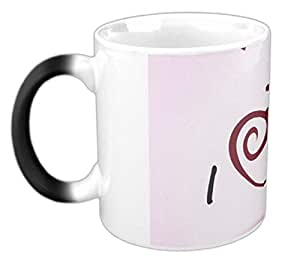 I Love You Magic Mug