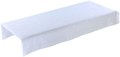 B Blesiya Matrasbeschermer schoonheid geen gat voor ademhaling massagetafel woonkamer spa bank wit