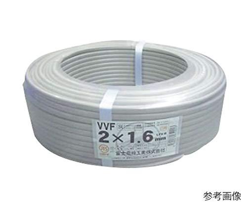 低圧配電用ケーブル(VV-F) φ7.6/φ12.2mm /3-9668-03 B0036CPIOW
